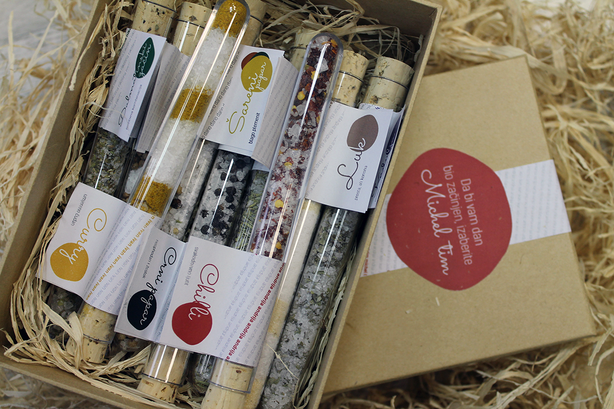 gift spices Packaging