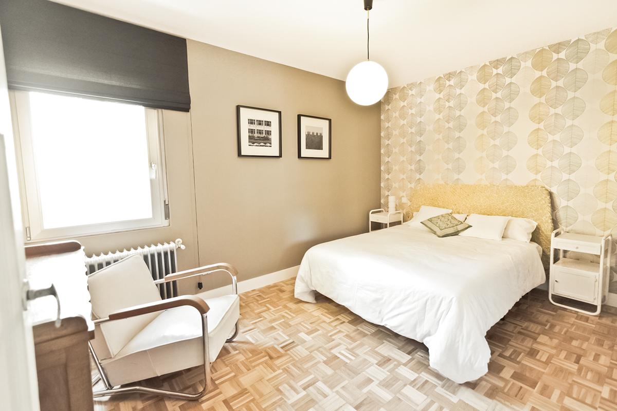Reforma de vivienda 85m2 C/ Prádena del Rincón. Madrid. on Behance