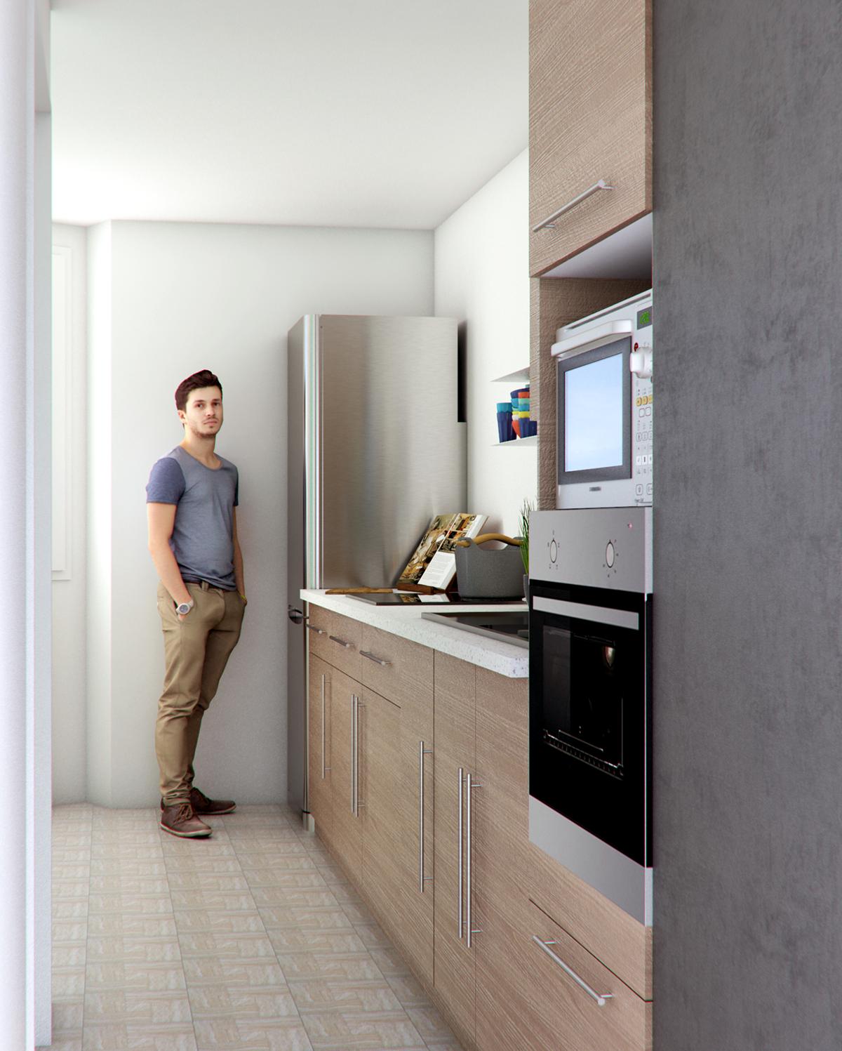 Ikea Kitchen Tingsryd: IKEA On Behance