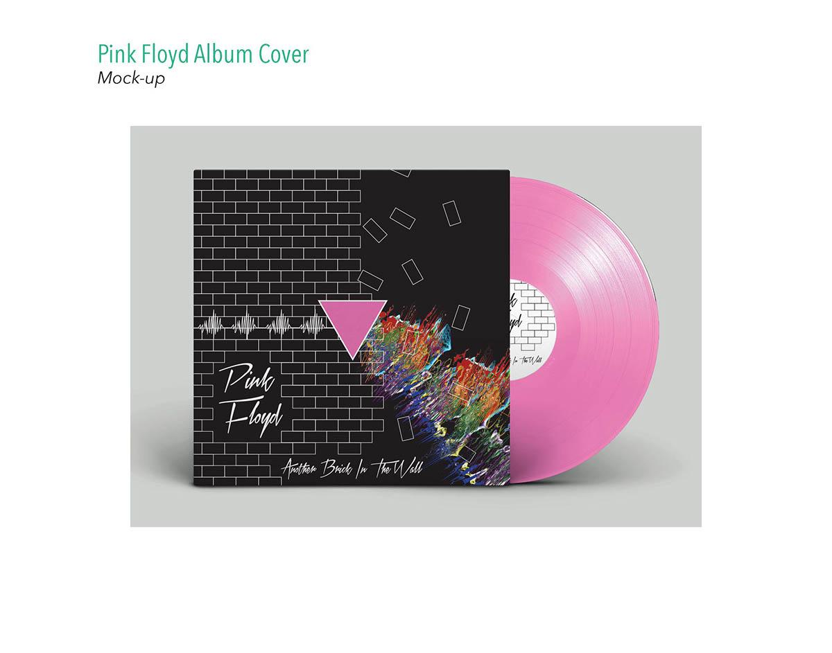 Pink Floyd Album Cover Design on Behance