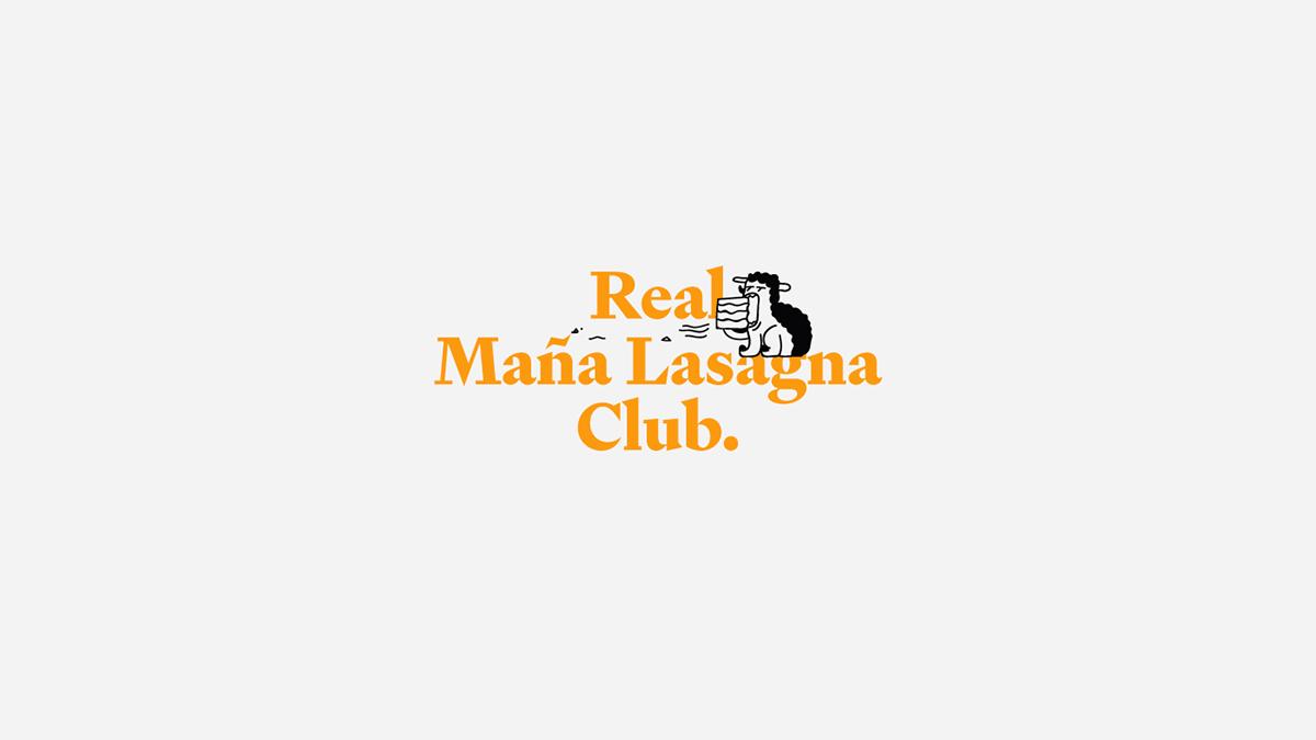 branding  enrique puerto graphic design  Icon identity ILLUSTRATION  Lasagna Logotype package Packaging