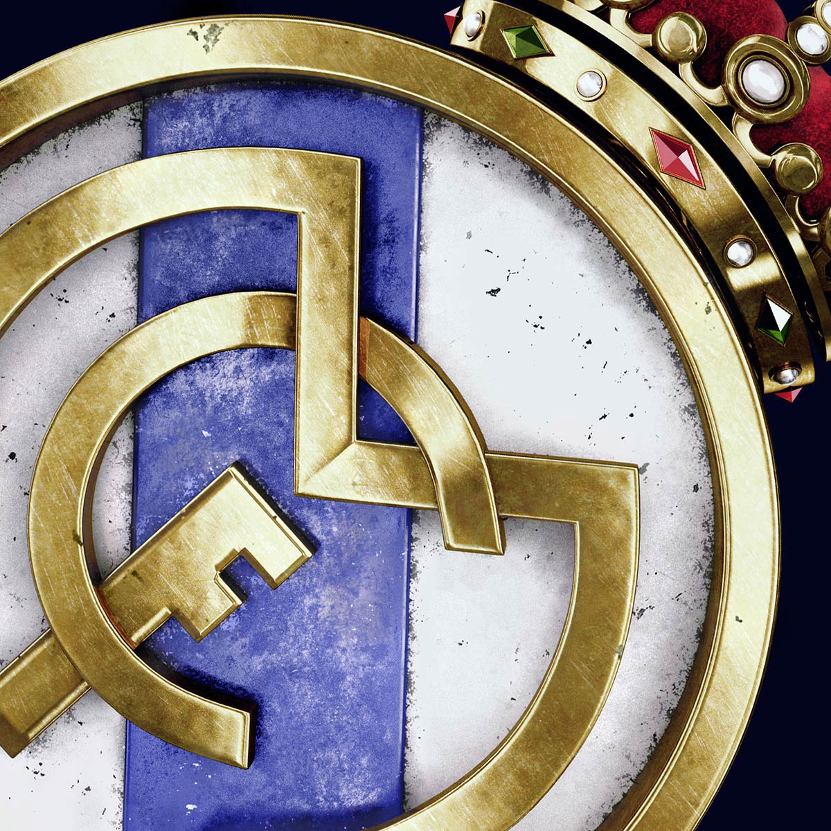 Talisman & Co.   Real Madrid Badge   Andrei Lacatusu