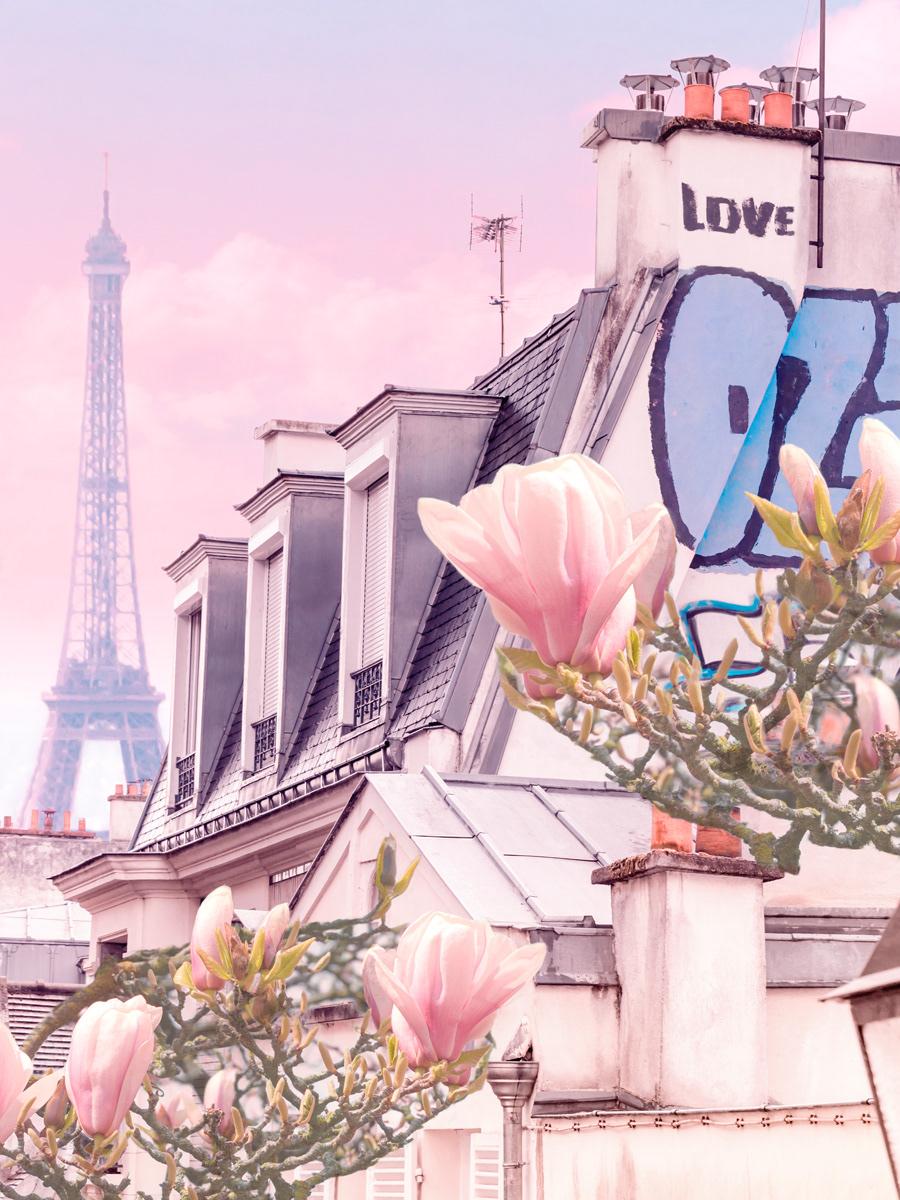 Photographie Digital Art  Paris city Urban montmartre Travel ILLUSTRATION  art beauty