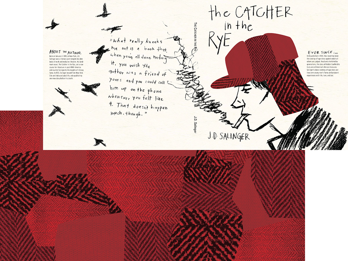 catcher in the rye main character