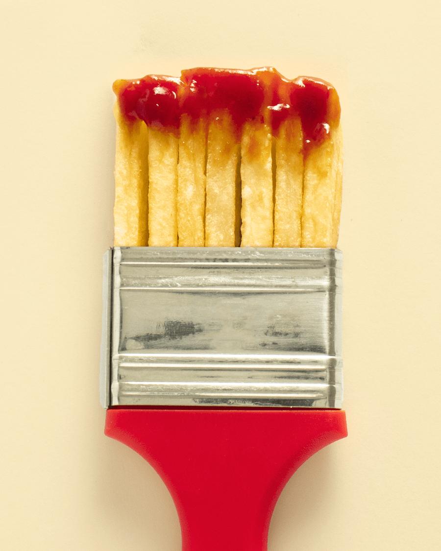 cintascotch conceptual Ecuador french fries guayaquil javier perez papas fritas stop motion
