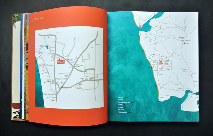 Neha Tulsian AAWalker Brochure Design AAWalker Real Estate Brcohure India