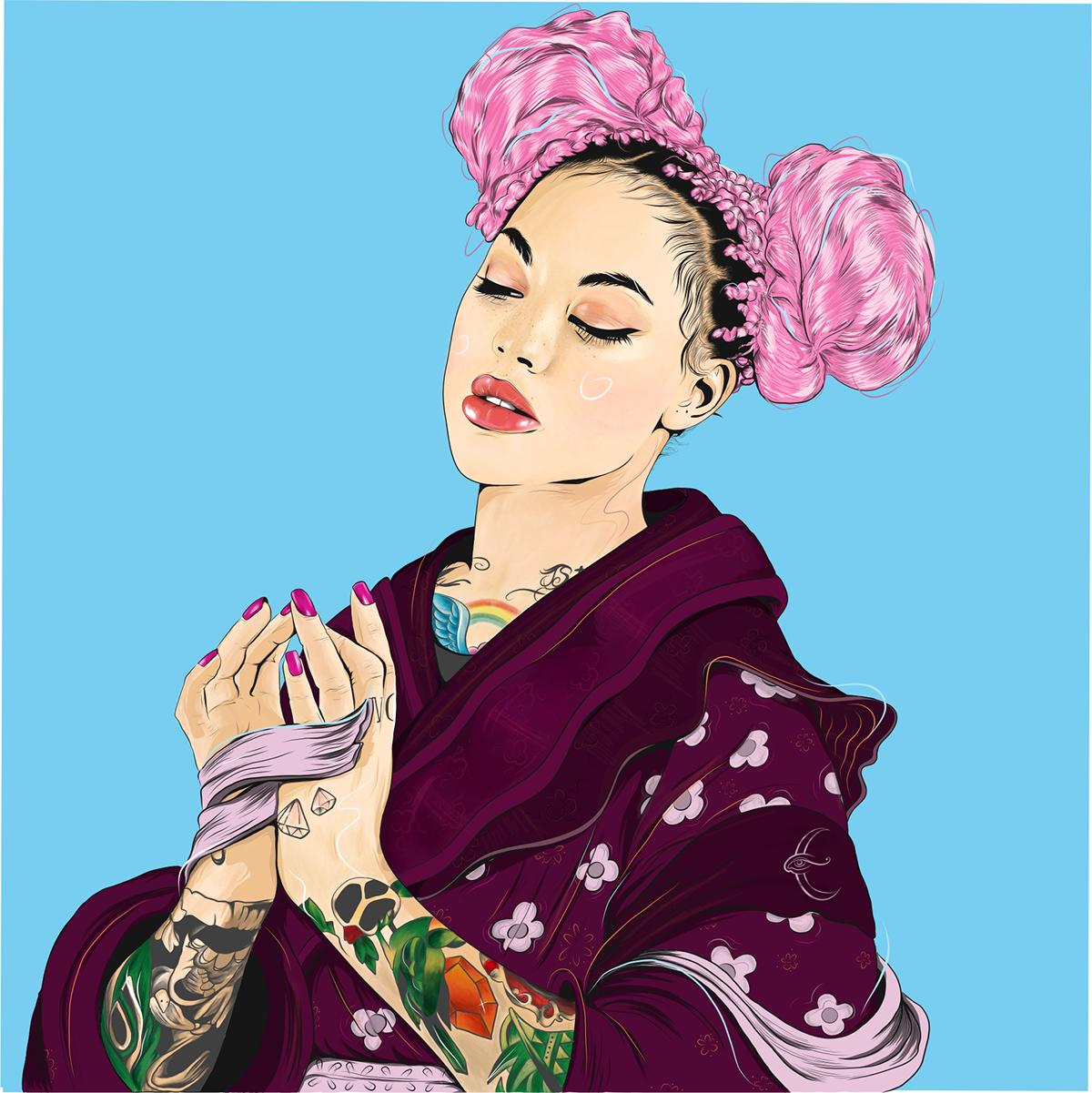 Adobe Draw Illustration On Behance