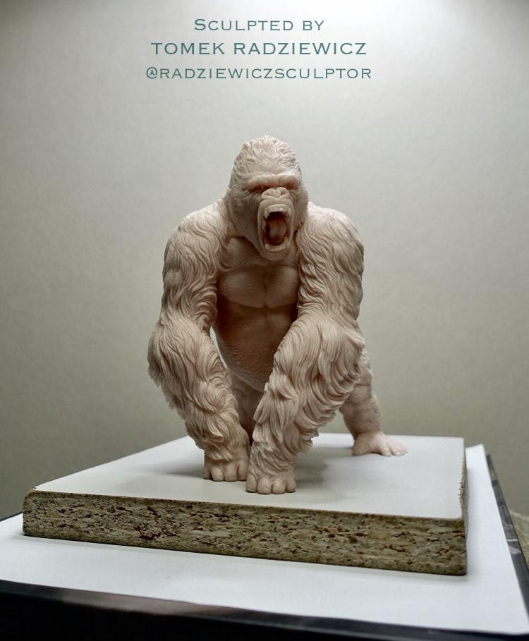 Character design  design sculpture