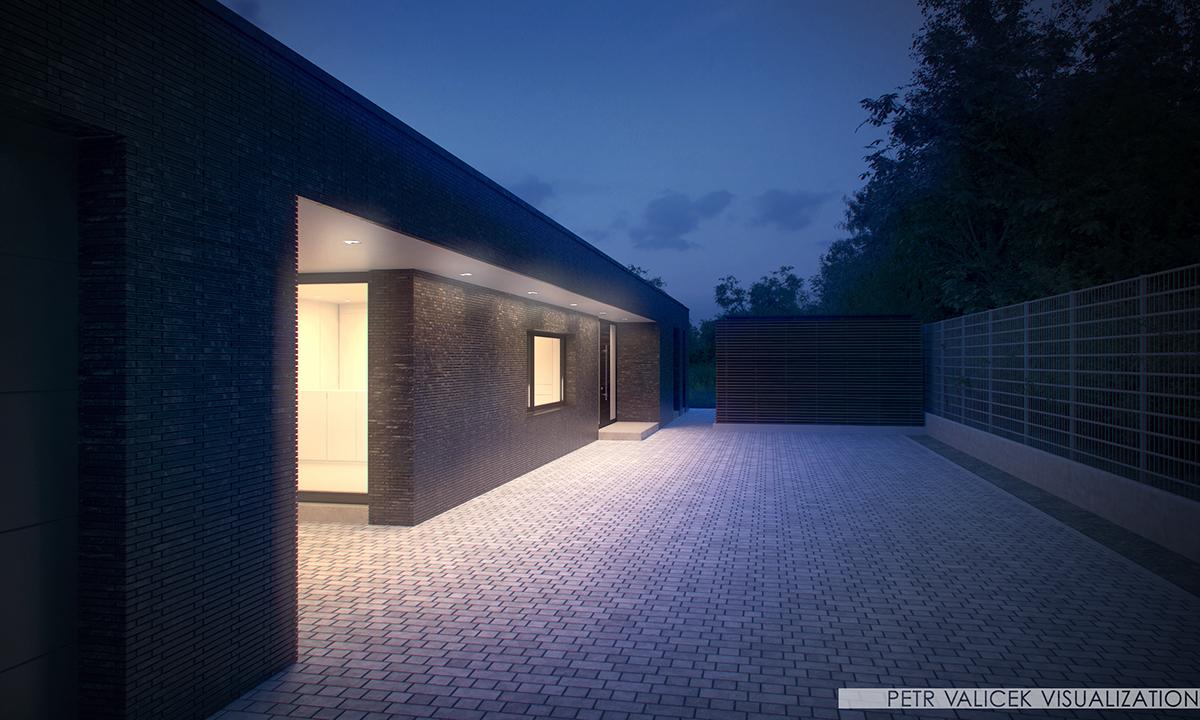 House P Heiderich Architekten architecture design exterior Interior