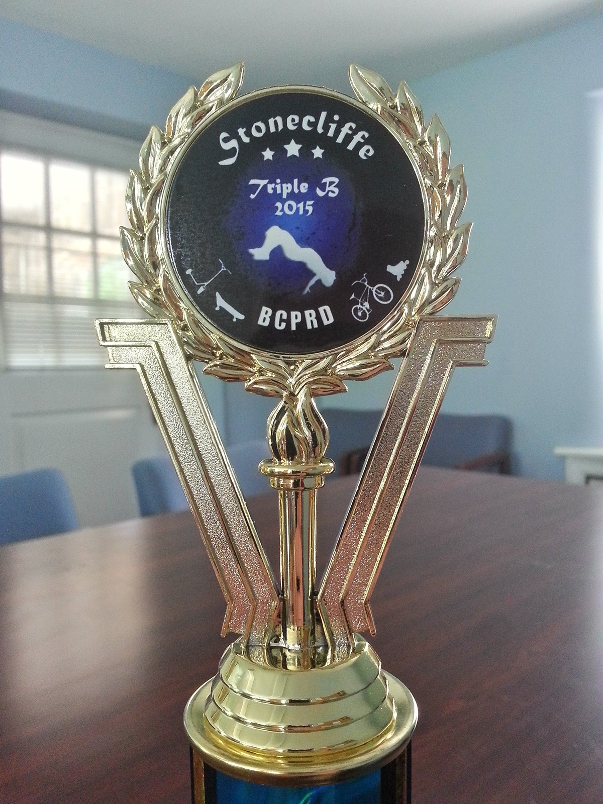 trophy sports
