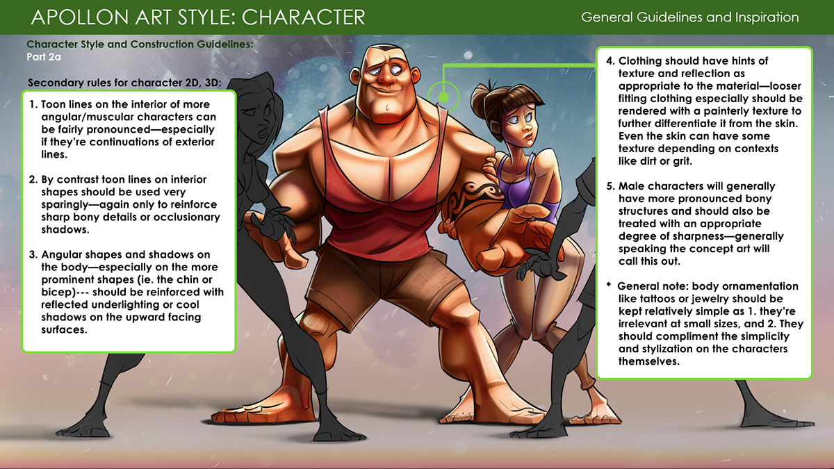 Character Concept Art Guide