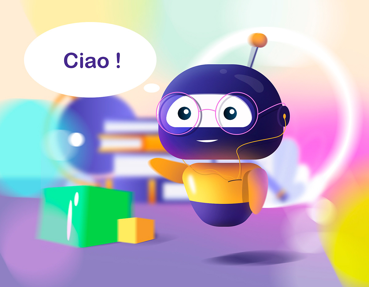art character character animation characterdesign Color Colorful creative cute design Education Game ILLUSTRATION  inspiration line modern