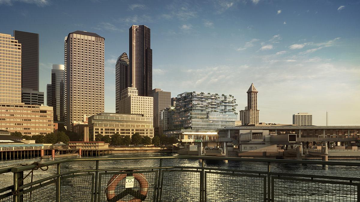 motiv motyw visualization rendering architecture postproduction CGI seattle Photography
