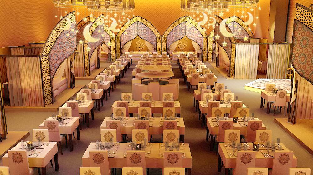 Ramadan marriot wanasa doha qatar on behance ramadan ballroom marriot wanasa doha qatar junglespirit Images