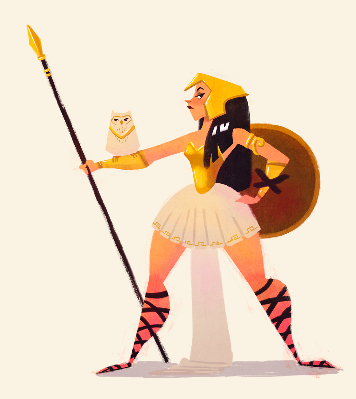 Monthly Character Design Challenge : Monthly character design challenge on behance