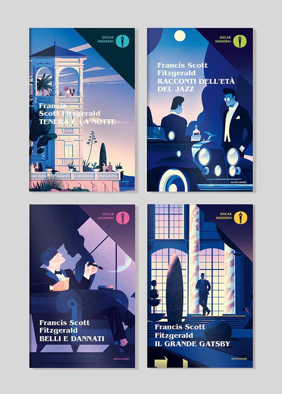 Fitzgerald,jazz,20s,coverbook,goldenage,gatzby