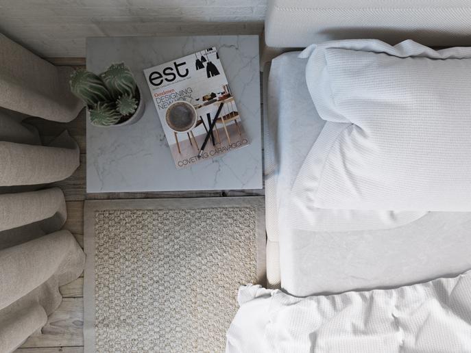 interior design  white interior white bedroom 3D