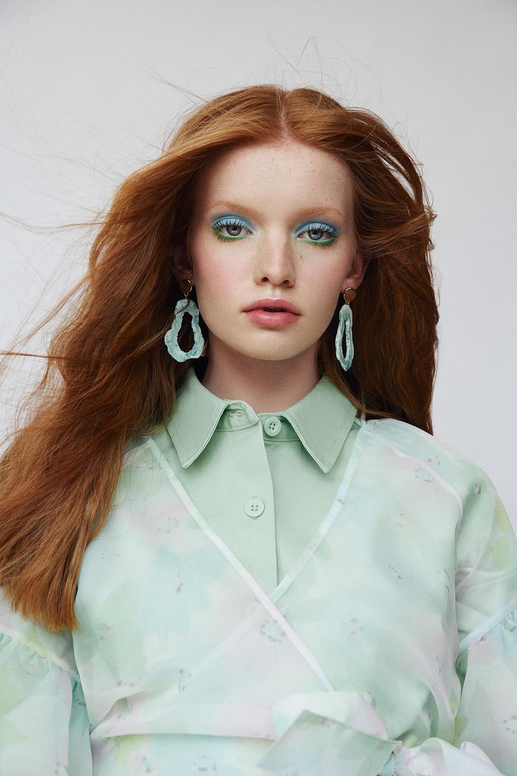 beauty beauty editorial BEAUTY PHOTOGRAPHER beauty photography beauty retouch Make Up pastel pastel make up retouch