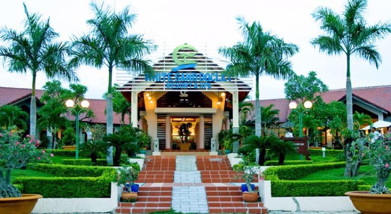 white sand doc let doclet resort nhatrang Nha Trang