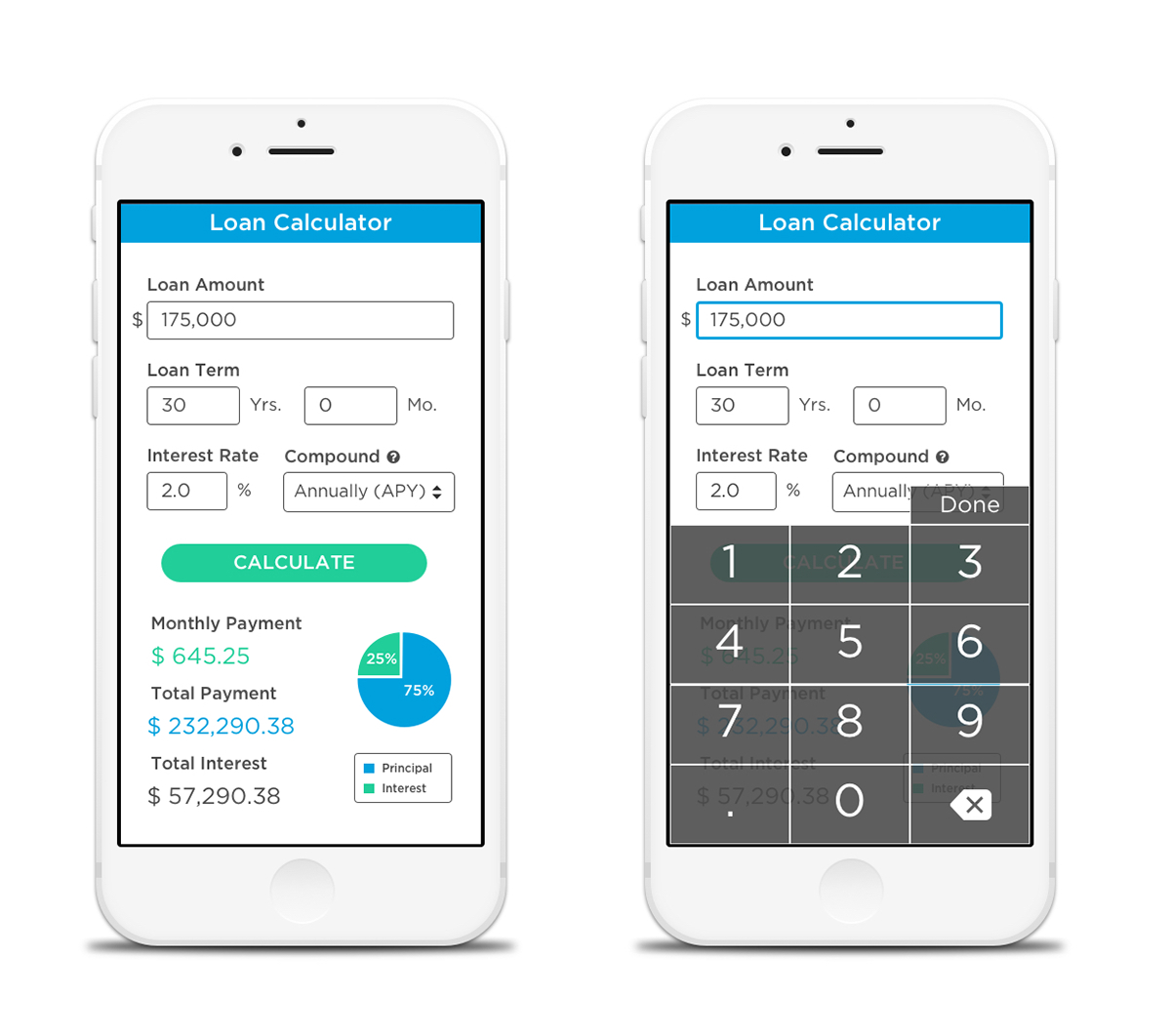 loan calculator Download this app from microsoft store for windows 10 mobile, windows phone 81, windows phone 8 see screenshots, read the latest customer reviews, and compare ratings for loan calculator.