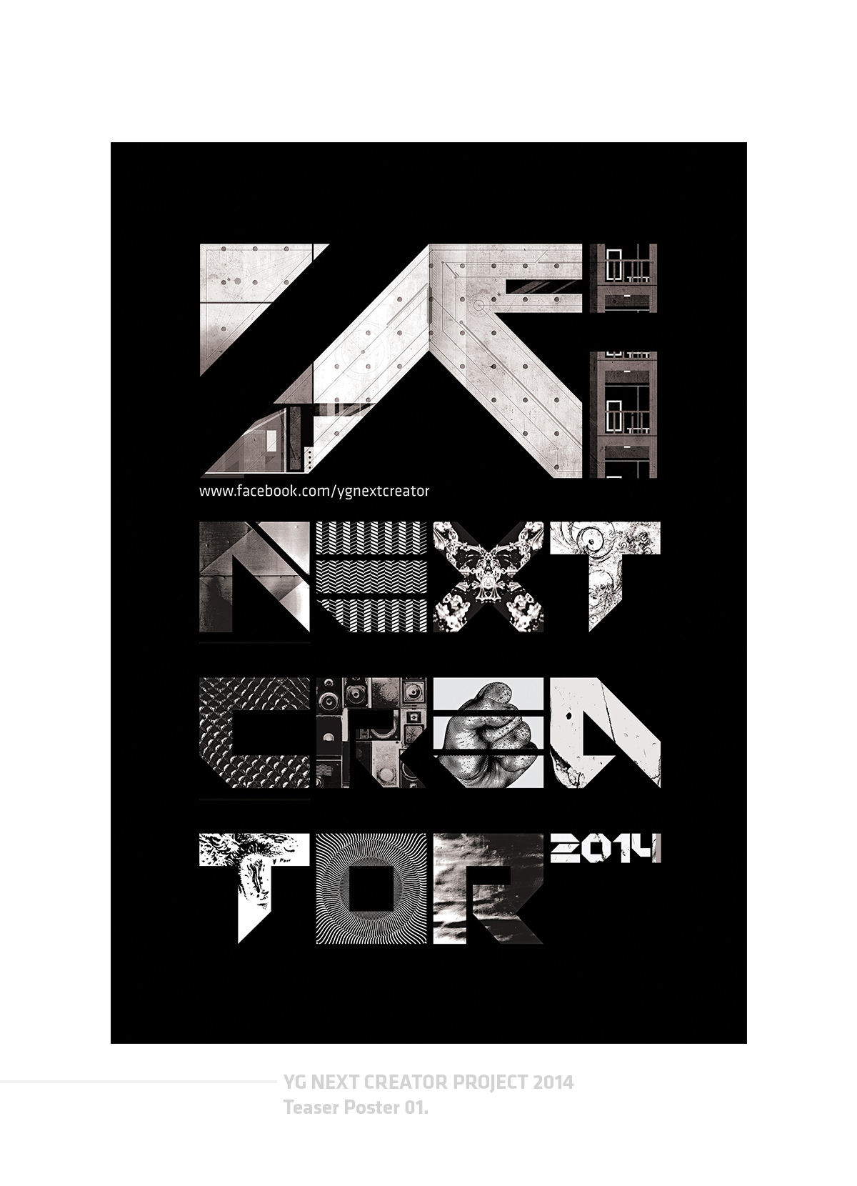 Poster design creator - 2014 Yg Entertainment All Rights Reserved Brand Strategy Design And Poster Image By Yg Entertainment