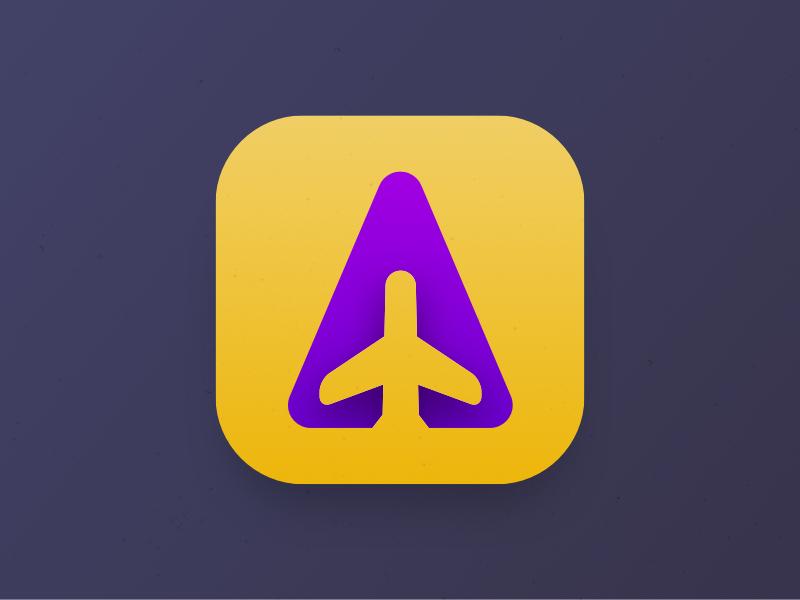 Days of Type alphabet letter app icon design sketch
