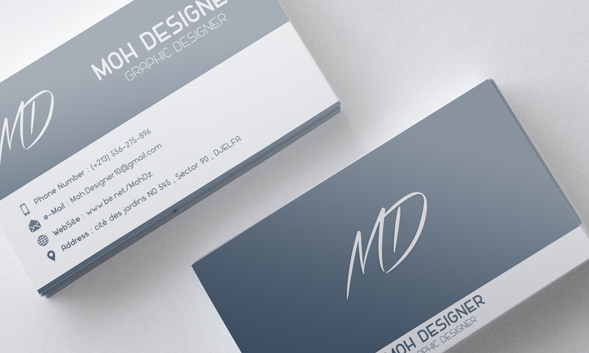 BUSINESS CARD FOLIO on Behance