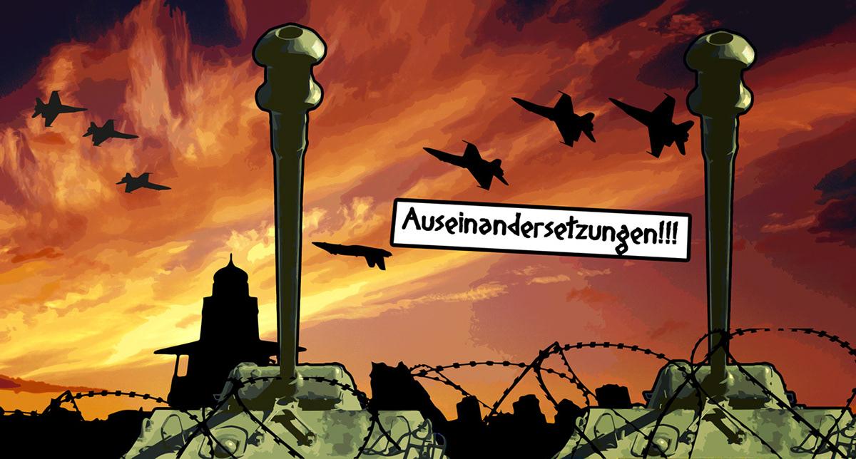 logo composings motion design Stefanie Paul Tino Schwanemann ZDF