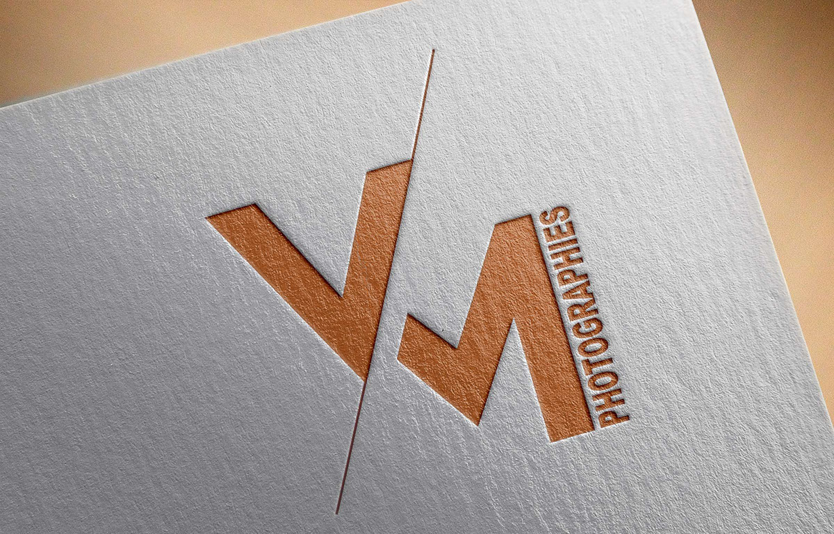 Logo Et Carte De Visite Photographe Amateur On Behance
