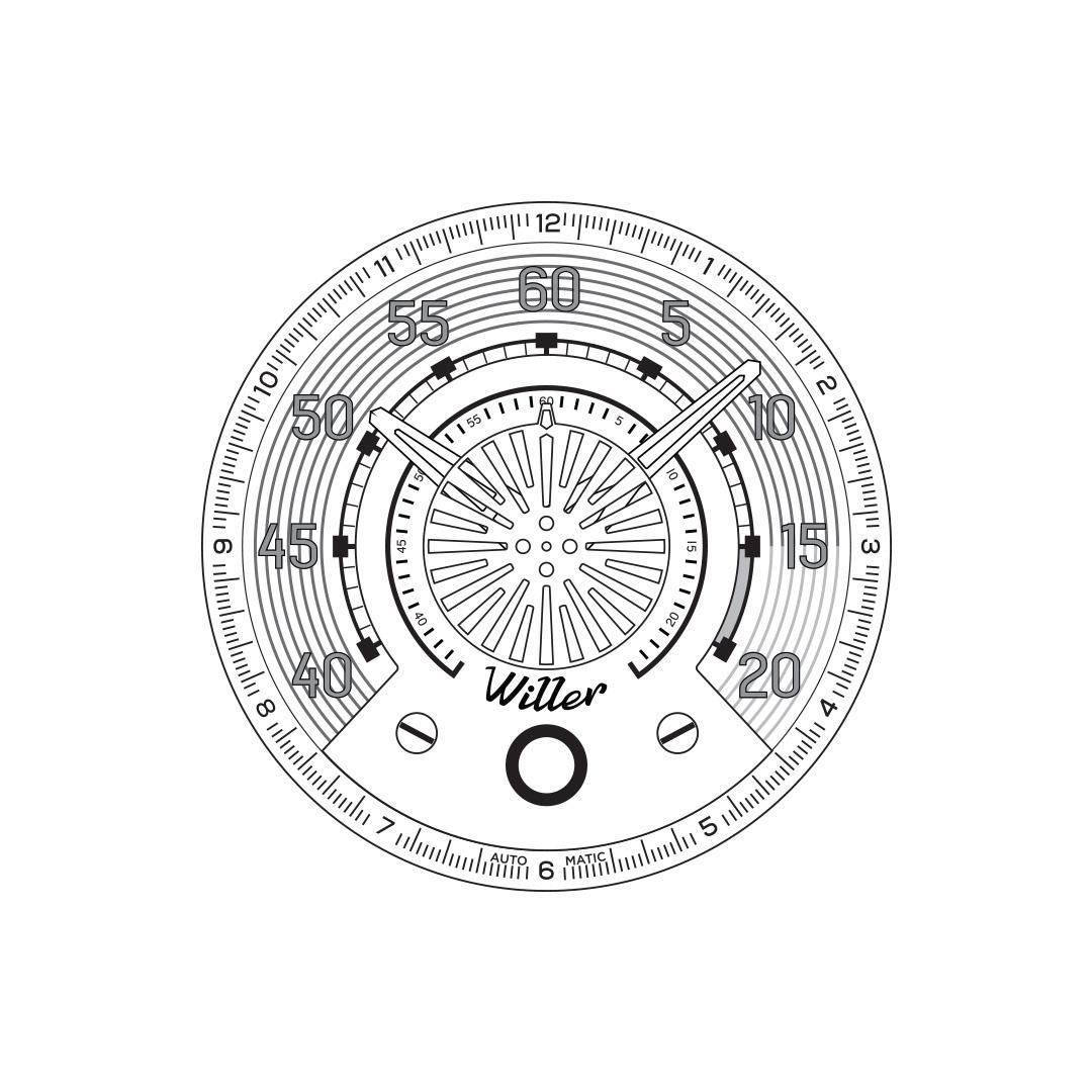 Image may contain: illustration, circle and sketch