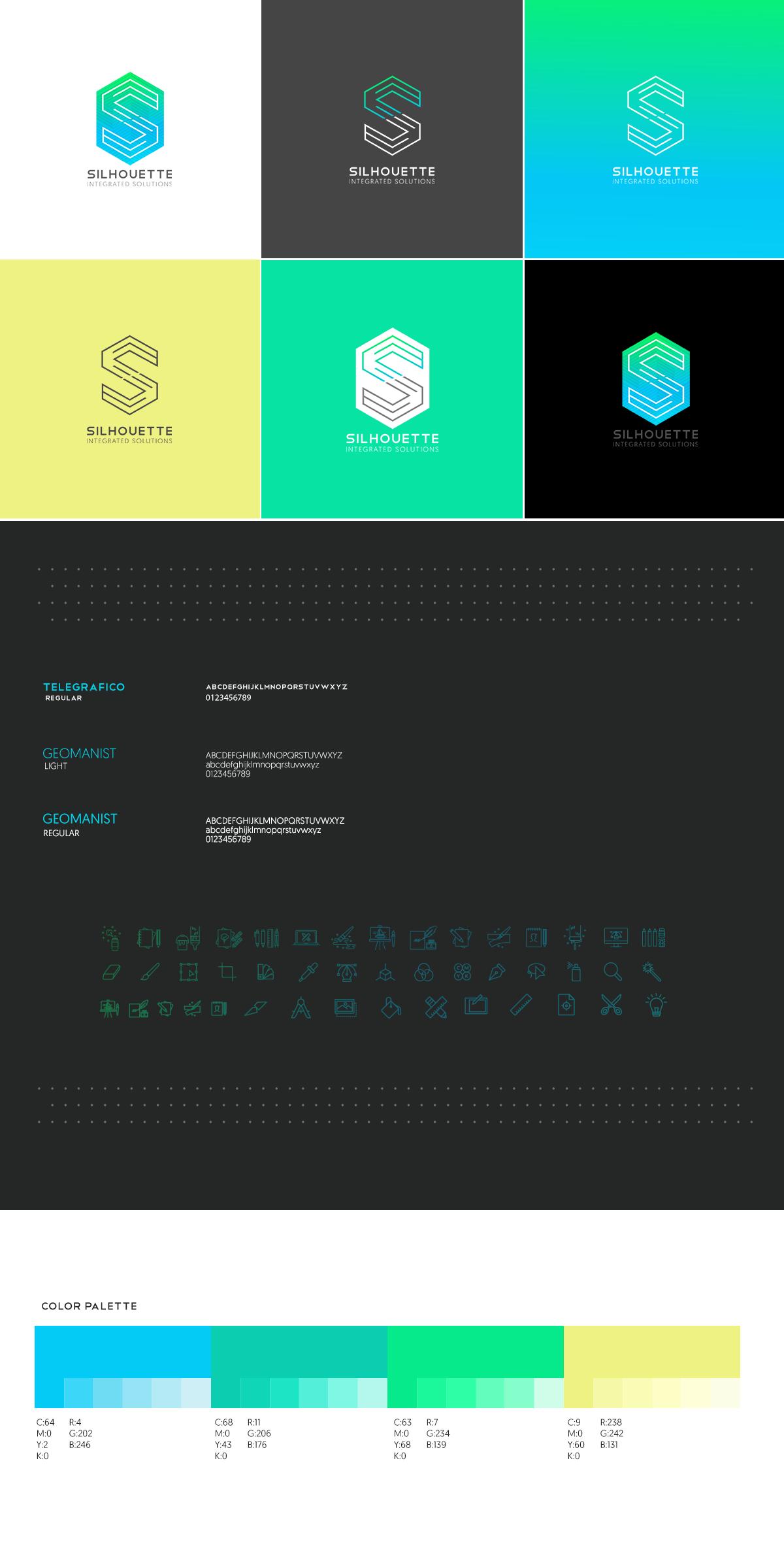 design architucture branding  Silhouette art direction  identity zero-gravity gravity lines