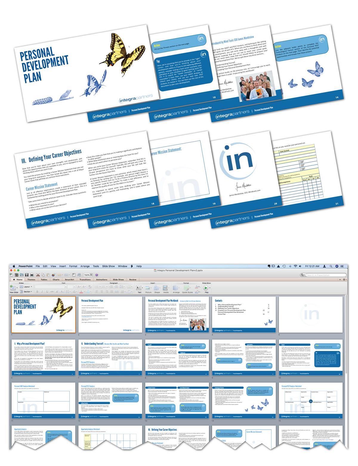 Integra Partners Personal Development Plan
