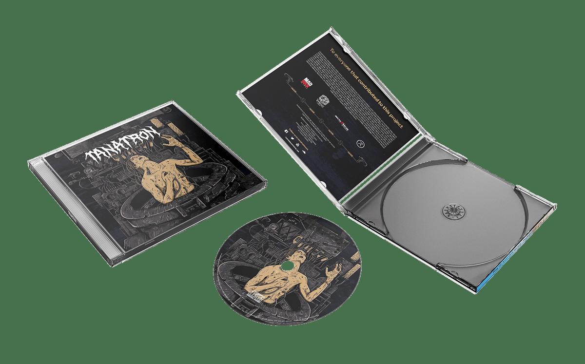 album cover artwork cover Cover Art digital Digital Art  graphic design  metal band music