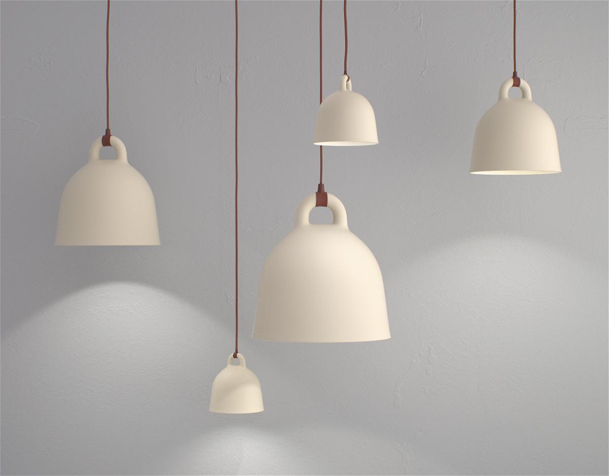 Bell Lamp Normann Copenhagen On Behance