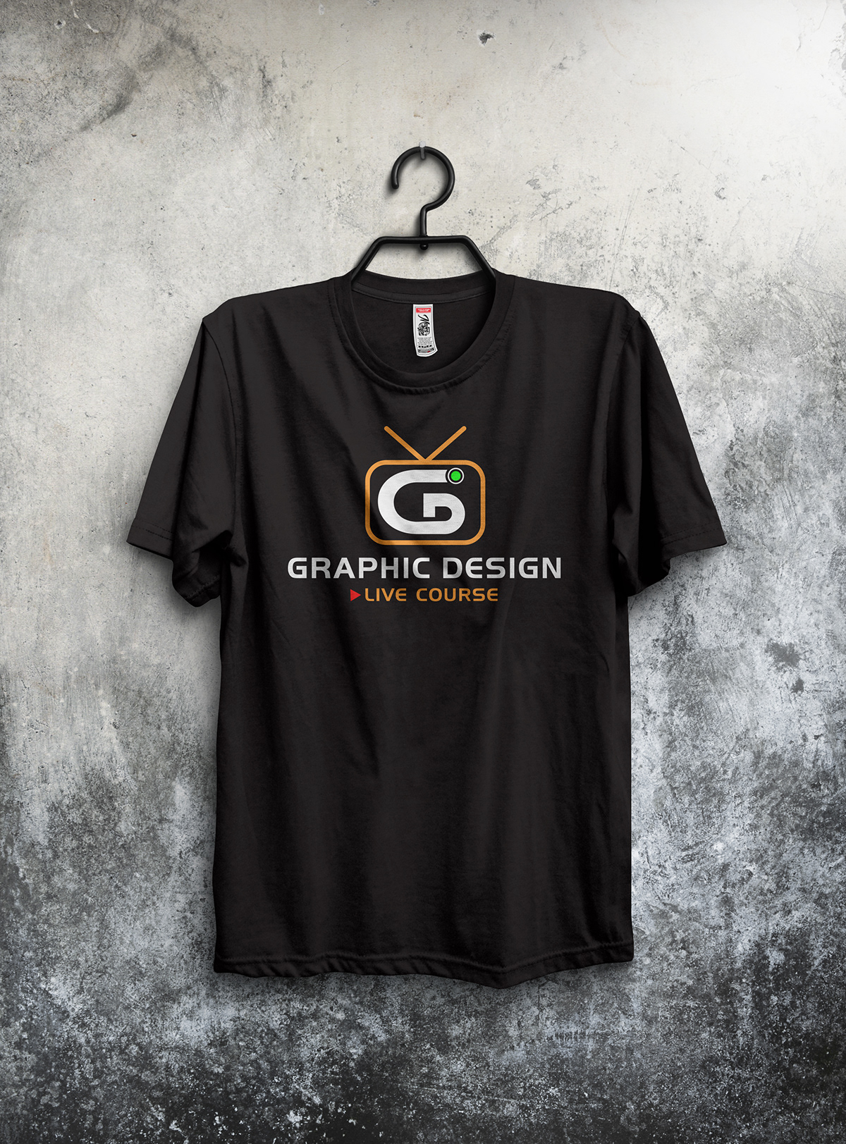 T Shirt Mockup Free Download On Student Show