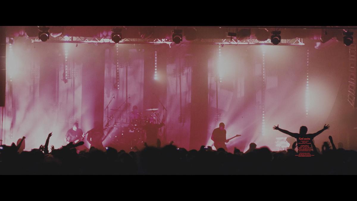 parkway drive Musik live metal Metalcore Hardcore teaser Cinema art Australia byron bay würzburg germany Posthalle