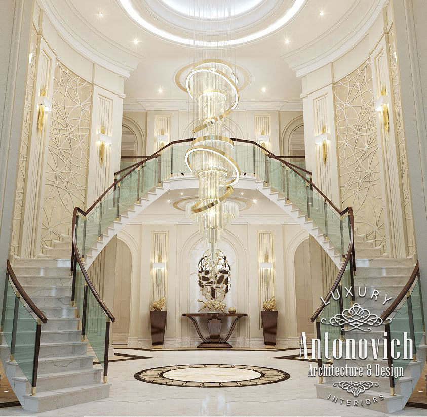 Katrina Antonovich Luxury Interior Design: Villas Interior From Luxury Antonovich Design On Behance