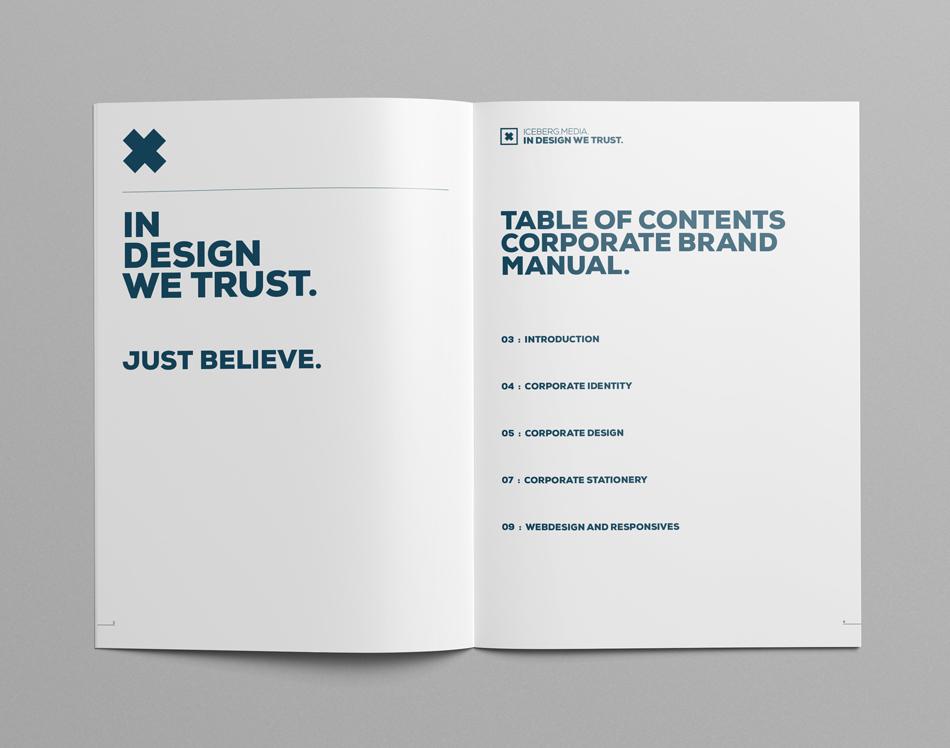 Click Here To Download This Corporate Design Template... U003cu003c  Manual Design Templates