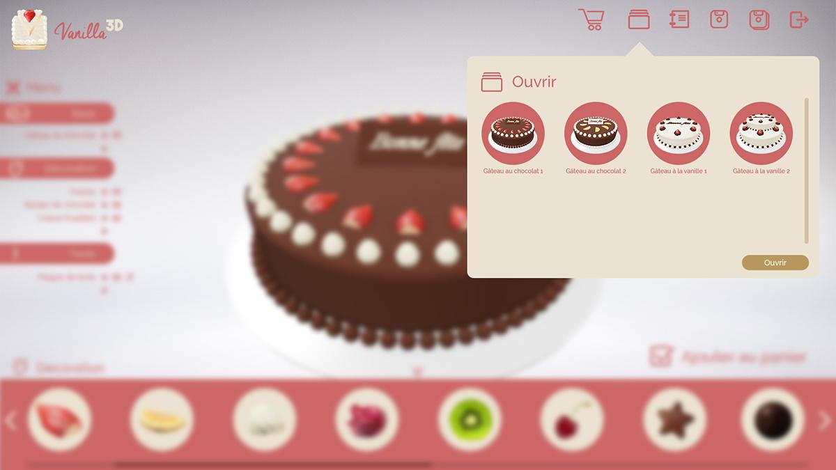 software UI ux graphic design