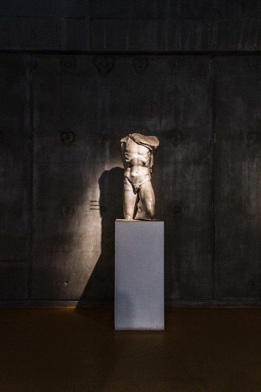 Bernard Zehrfuss architecture Dario Ruggiero Photography  musée de la Civilisation Gallo-Romaine Fourvière Brutalism