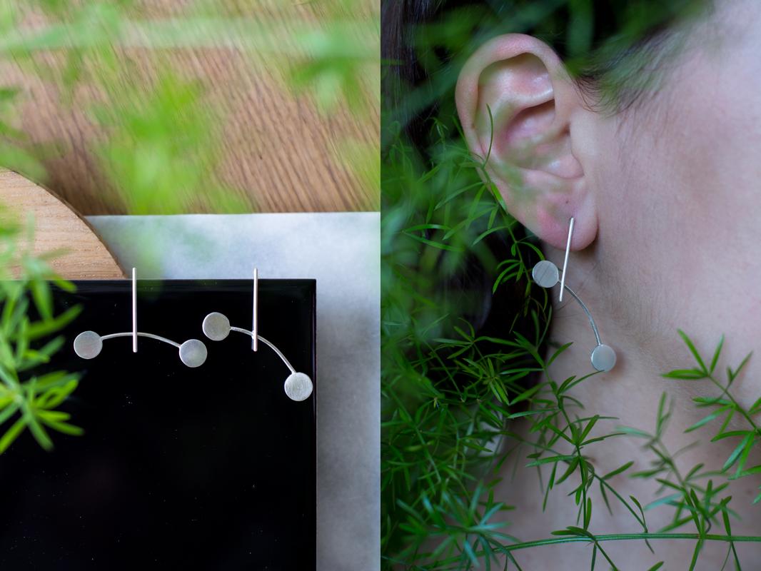 jewelry Jewellery kinetic silver