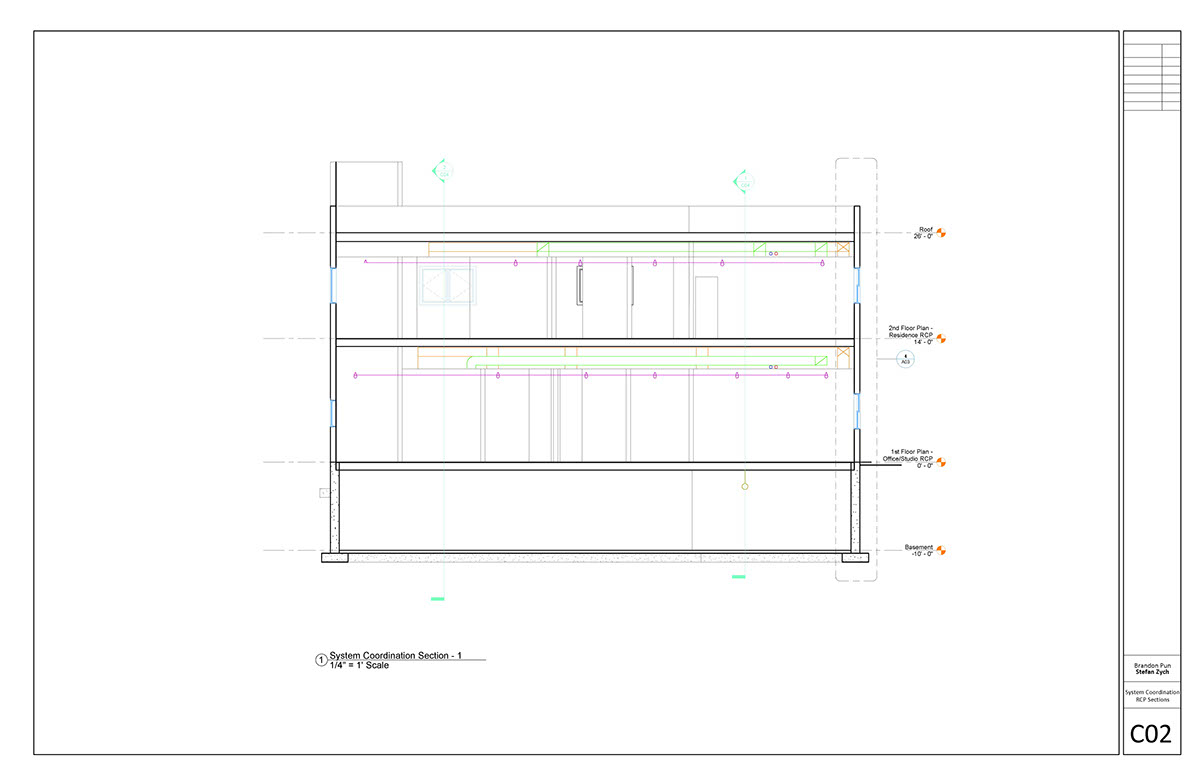 Mechanical Systems Case Study On Philau Portfolios Hvac Plumbing Drawing Lighting And Ventilation Attached Is A Series Of Drawings Illustrating Our Knowledge Practice In These Internal