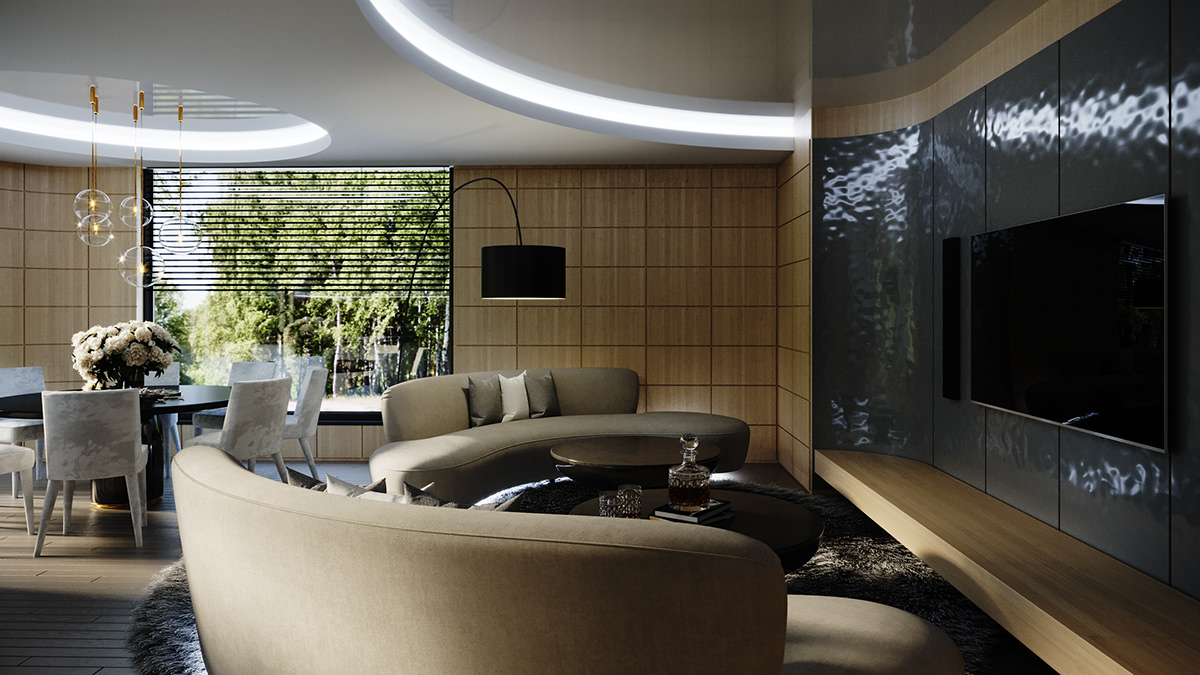 visualisation Interior 3D architect architectural visualiser