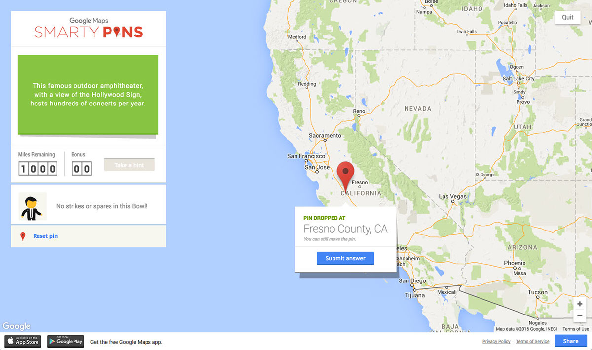 Google Maps - Smarty Pins on Behance