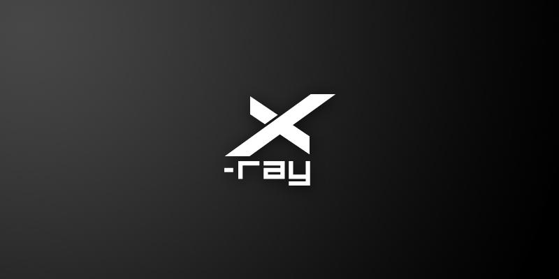 X Ray Logo On Behance