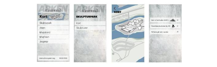 arken Kea Kunstens Ø ishøj