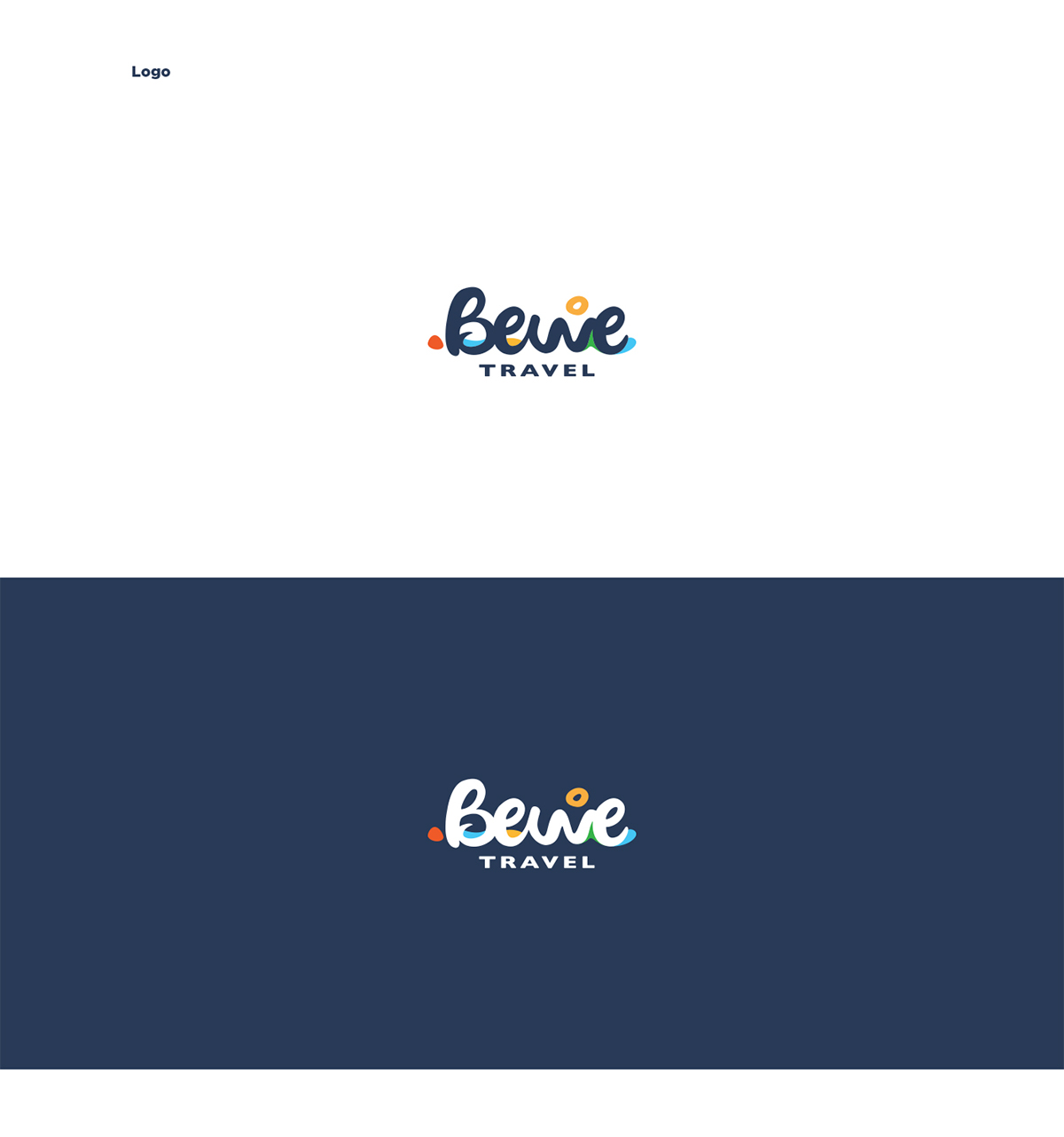 Bewe travel agency branding web design on behance for Design agency