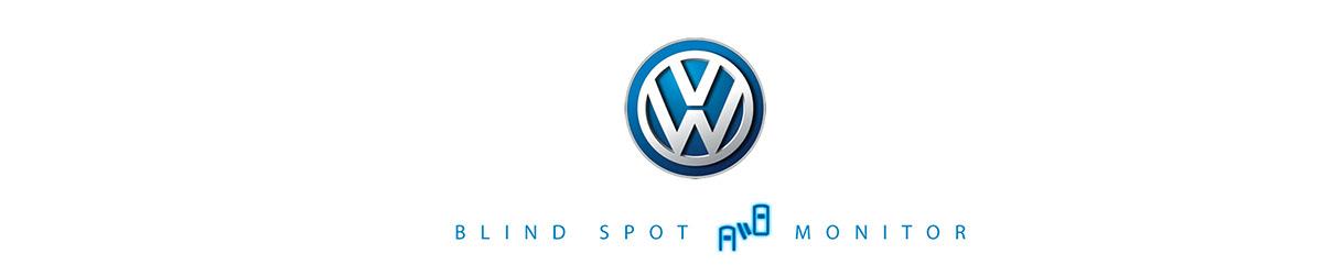 volkswagen blind spot monitoring