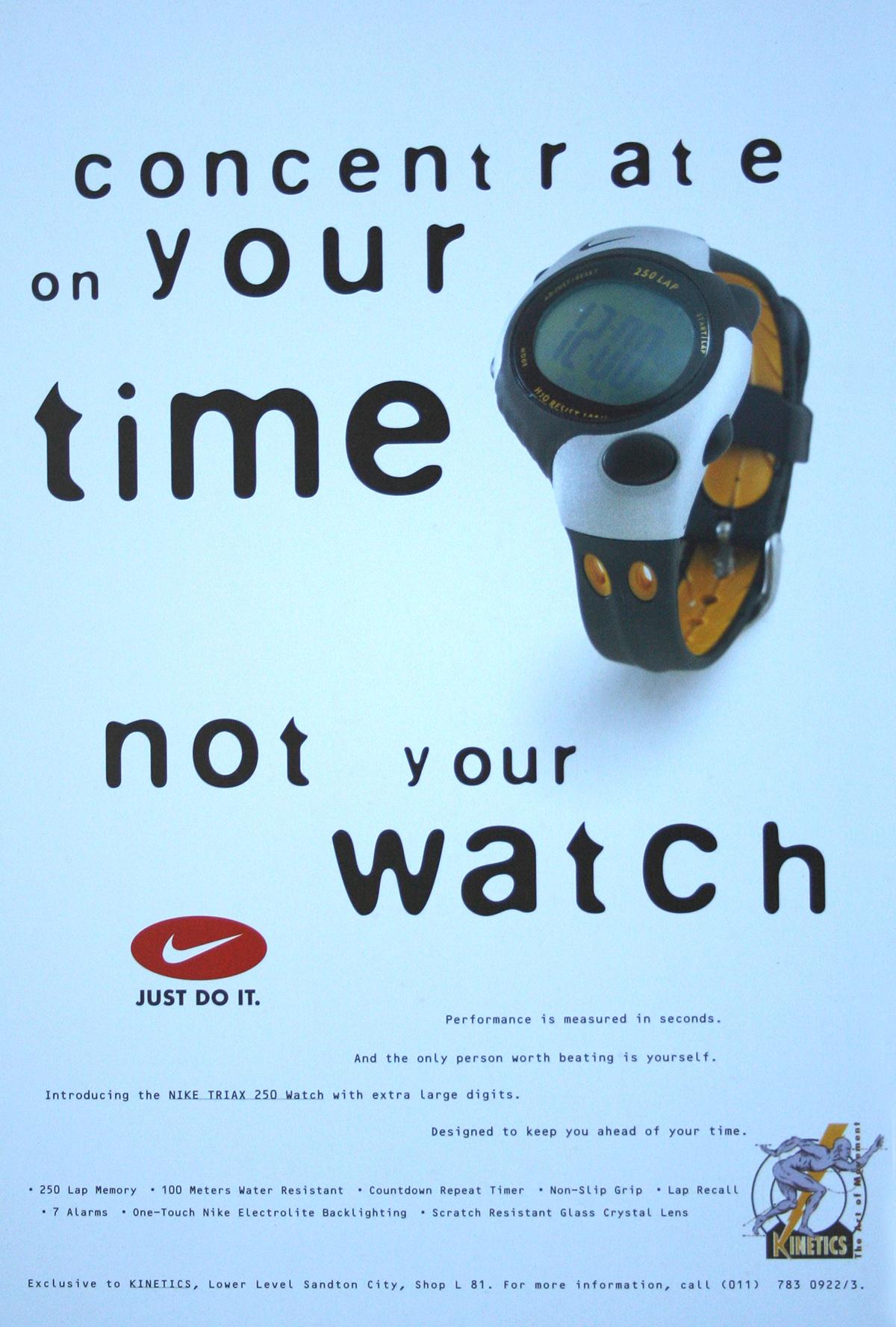 Indiferencia Secretario Reunir  Nike Print Ads on Behance
