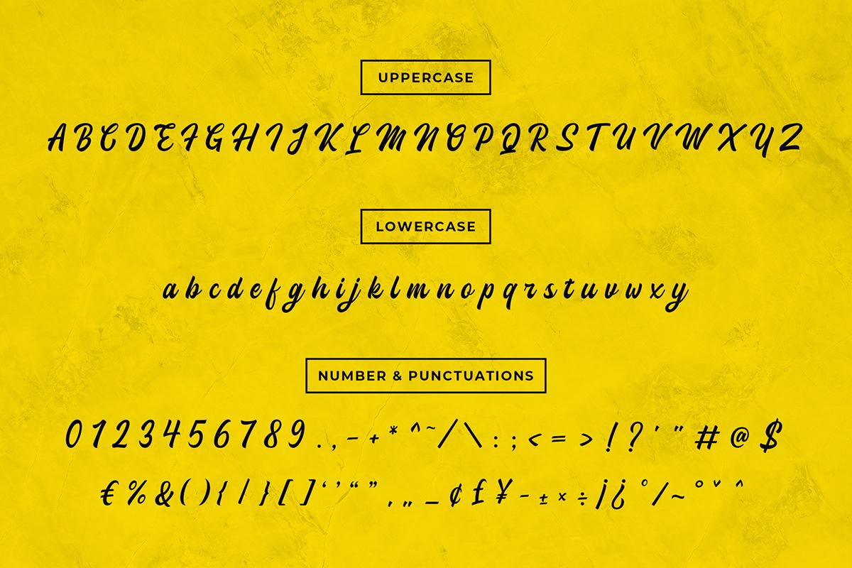 branding  Calligraphy   font graphic design  logo Script tshirt typography   download freebies
